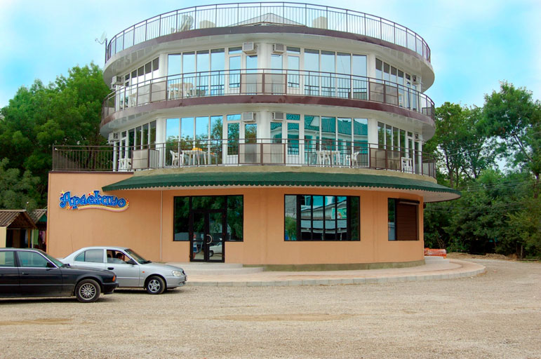 Гостиница Арлекино