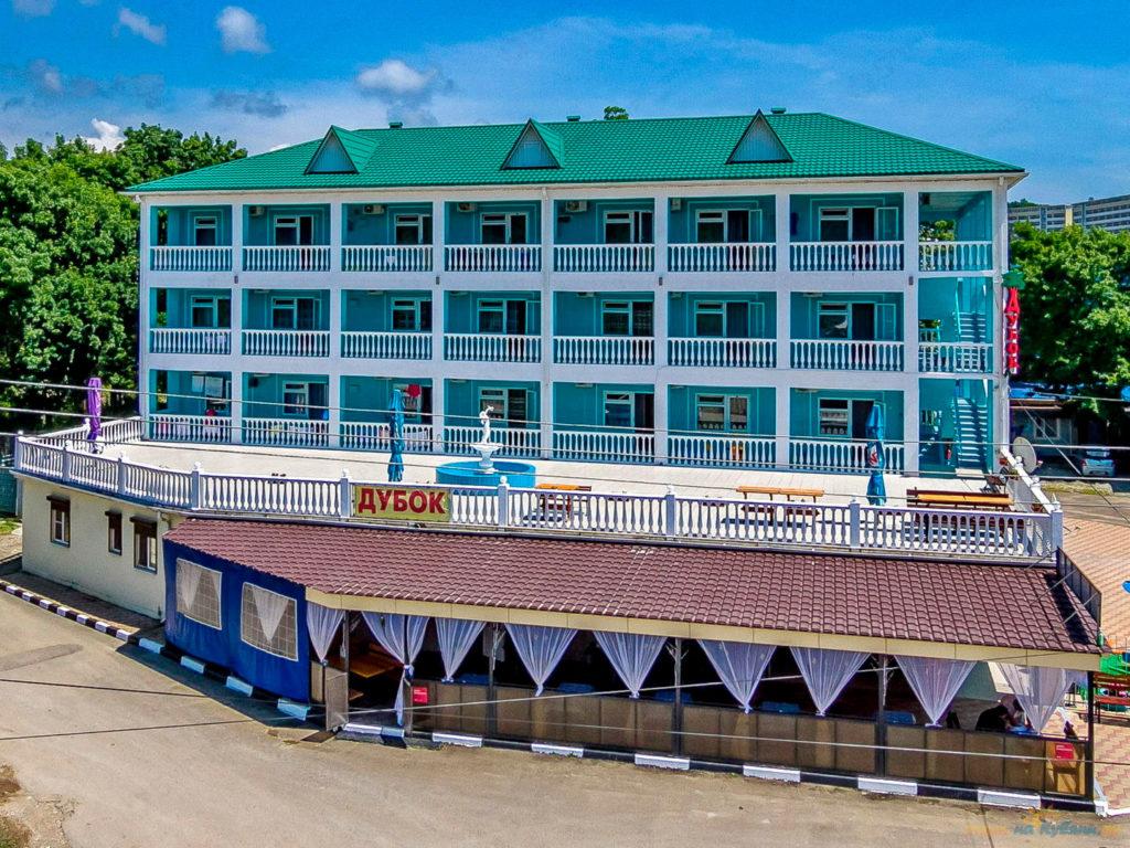 Гостиница Дубок