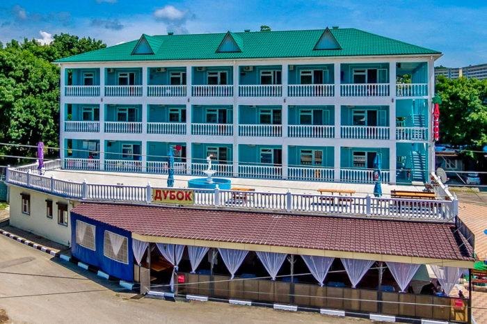 Гостиница «Дубок»